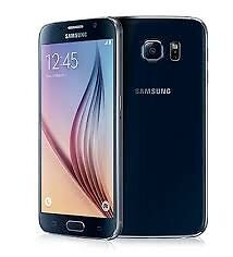 Samsung Galaxy S6 Black Grade B Unlocked ANY Network!