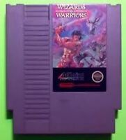 Wizards and Warriors for NES