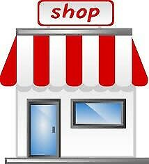 Shop wanted