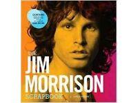 Jim Morrison Scrapbook as new