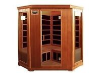 Doctor Detox 2 Person Infrared Sauna