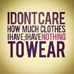 Fashion In My Closet