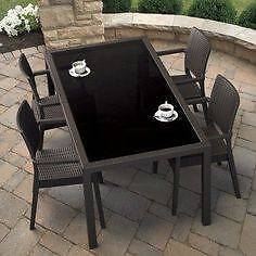 Outdoor dining table Croydon Burwood Area Preview