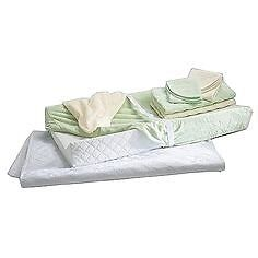 BABY changing pad set ( 7 pieces )  NEVER USED