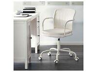 IKEA Gregor Swivel Chair, White