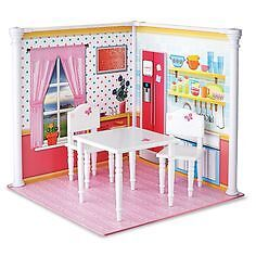 """NEW:Table and Chairs Set for 18"""" Dolls(Newberr, American girl..)"""