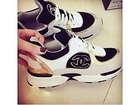 Lovely cc ladies trainers size 5