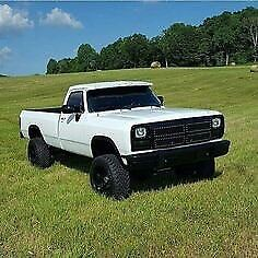 Looking for 1st or 2nd gen cummins 4x4