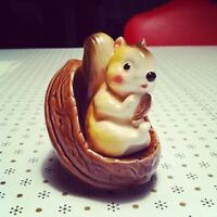 Squirrel in acorn Salt and Pepper shakers