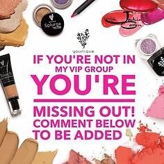 Younique Makeup and Skincare