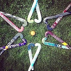 USED/UNWANTED Hockey Sticks