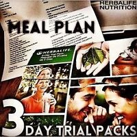 3 day trial packs!!