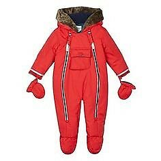 Ted Baker baby snowsuit