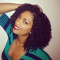 Tresses africaines- crochets braids, tissages,...