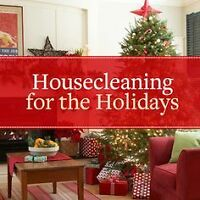 Housecleaning for the Holidays!