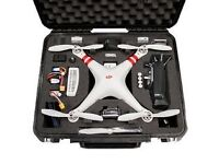 DJI Drone with full TV Out to Screen