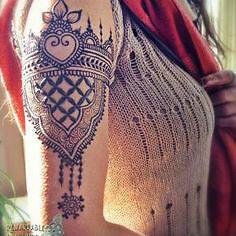 Professional Henna Mehndi Tattoo Artist Windsor Region Ontario image 5