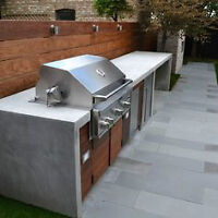 NEED CONCRETE / CEMENT FOR YOUR BBQ OR PATIO AREA PROJECT?