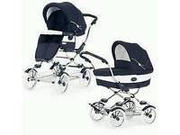 offers welcome - Bebecar grand stylo old style pram