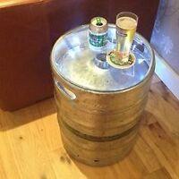50 litre beer kegs