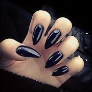 Halloween False Nails