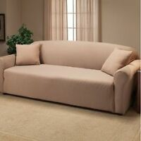 Tan Couch Cover
