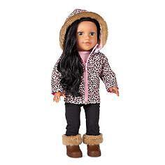 NEW: Newberry Doll Jacquie, Katie, Abigail, Emma - $30 each