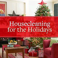 Christmas Holiday Cleaning