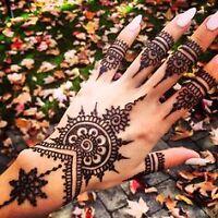 Recherché: Artiste du henné - Mehndi - Henna artist wanted
