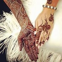 Indian Pakistani henna / Mehndi tattoo artist FEMALES Only