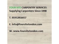 CARPENTER WANTED BLUE OR GOLD CSCS ONLY CANARY WHARF