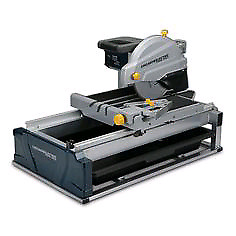 10 inch Heavy Duty Wet Tile/Brick Saw For Rent