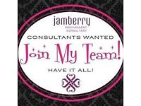 Jamberry Nails Consultant (work from home) part time