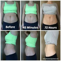 LOSE WEIGHT IN 45 MINUTES BODY WRAPS Watch|Share |Print|Report A