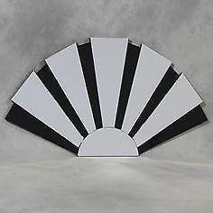 Fabulous Art Deco Style Fan Mirror