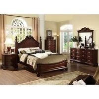 MUST SEE!! 5 pcs king size bedroom set for sale