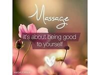 Indulge in alternative therapy / De Stress with an indulgent Massage .....