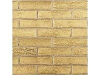Brick effect wall tiles 6x25 Job lot of 5.8m2