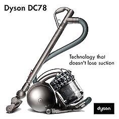 brand new Dyson canister vacuum 1 extra motorized tool incl