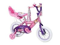 Disney princess 12 inch bike brand new in box