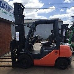 !!CLEARANCE!! -TOYOTA FORKLIFT'S FOR SALE- from ONLY $8,500+gst!!