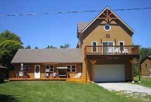 Turkey Point cottage rental lower left unit only