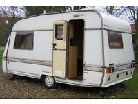 Free Caravans wanted for homeless people
