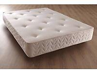 Double, memory foam mattress, king size, with orthopaedic benefits. Mattress,