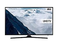 Samsung UE40KU6000 4KTV, in excellent condition only had for a year