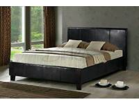 Double Bed frame with martress