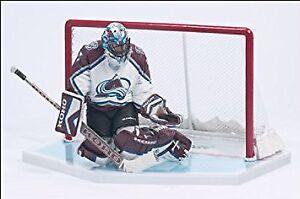 McFarlane NHL Series 6 Patrick Roy Colorado Avalanche 6in figure