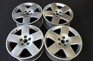 "Set of Genuine Factory Audi A8 18"" rims in showroom cond"