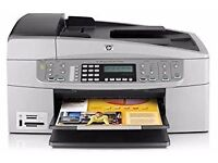HP Officejet 6310 All-in-One Fax/Copier/Printer/Scanner
