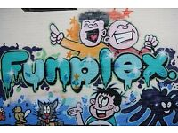Funplex Manager Required